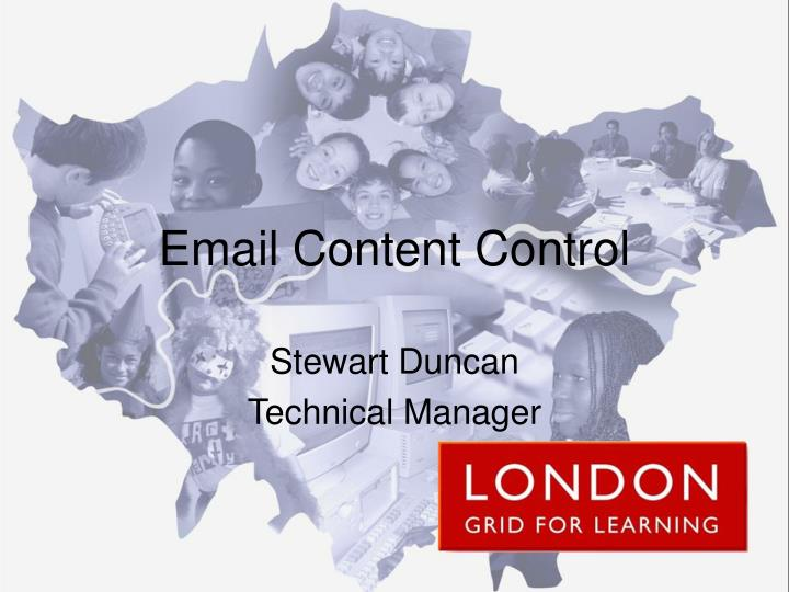 Email Content Control