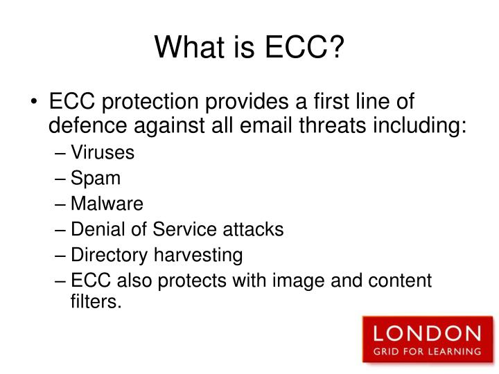 What is ecc