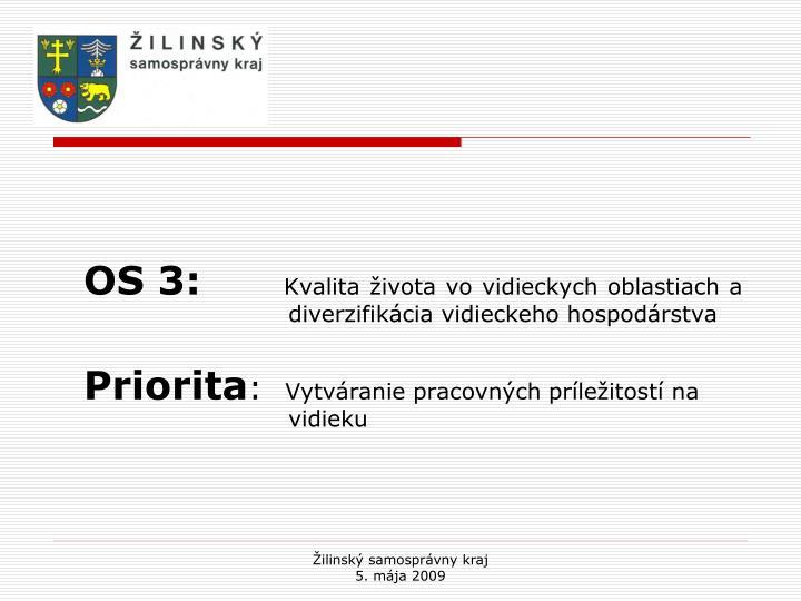 OS 3: