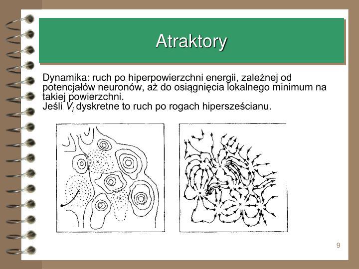 Atraktory