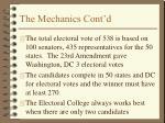 the mechanics cont d1