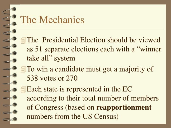 The Mechanics