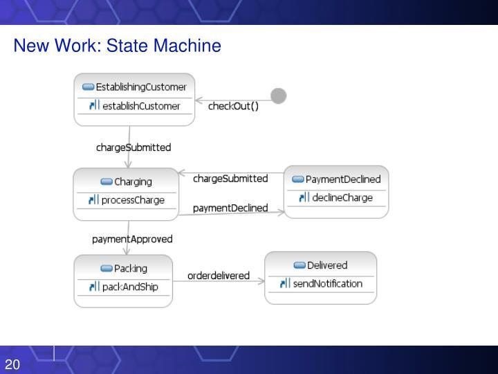New Work: State Machine