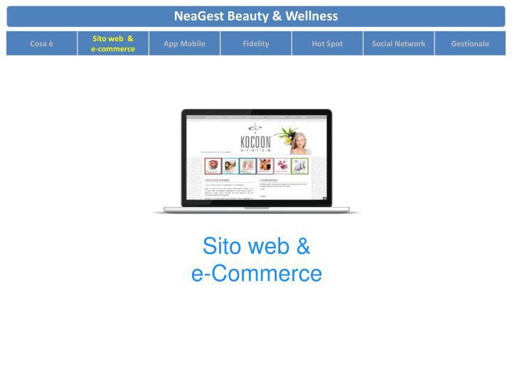 Sito web &