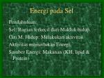 energi pada sel1