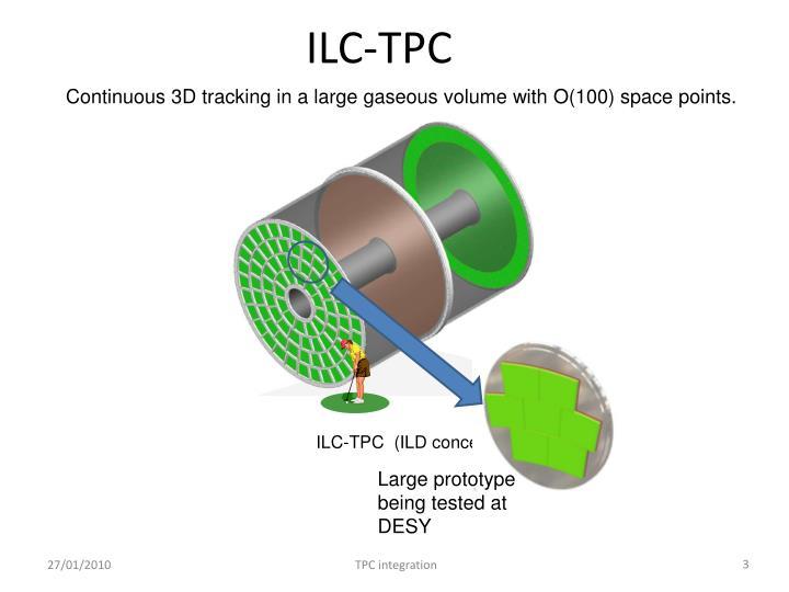ILC-TPC