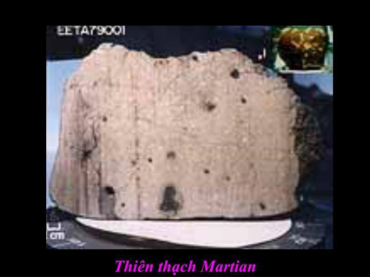 Thiên thạch Martian