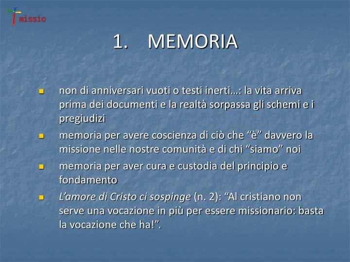 1.MEMORIA