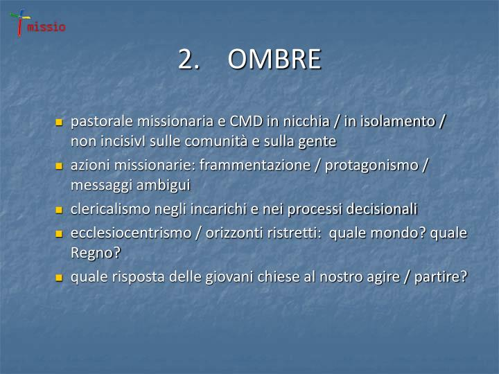 2.OMBRE