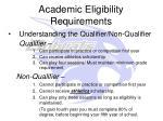 academic eligibility requirements2