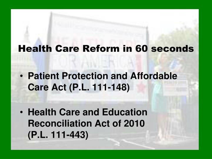 an examination of the issues surrounding the patient protection and affordable care act in the unite Objectives and likely results in an imperfect world the patient protection and affordable care act the issues in some states blocking the expansion.