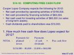 s14 10 computing free cash flow