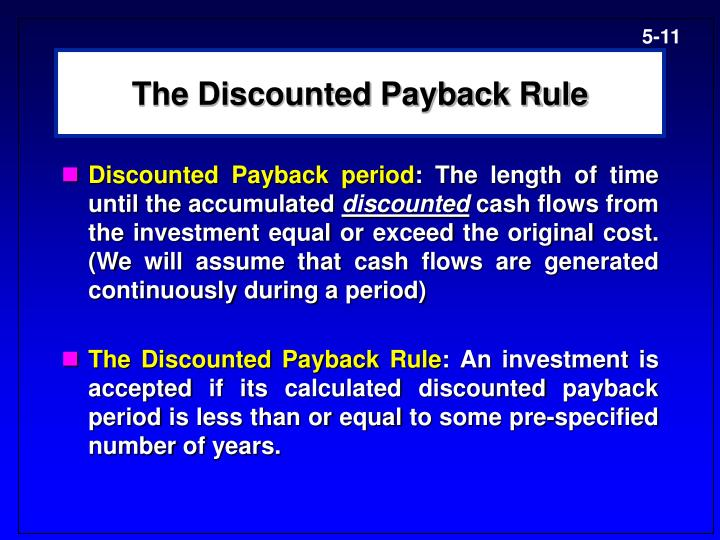 calculate the npv irr profitability index and payback period project on excel spreadsheet Net present value 4 profitability index 5 internal rate of return, and 6 modified internal rate of return we are interested in how well each technique discriminates how long does it take to get your $1,000,000 investment back the payback period for project x is four years: year project x accumulated cash flows 2006.