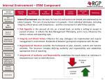 internal environment erm component