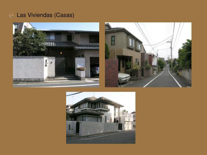 Las Viviendas (Casas)
