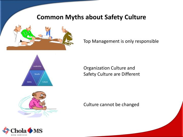 Common Myths about Safety Culture