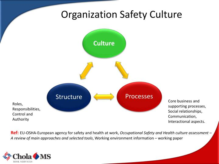 Organization Safety Culture