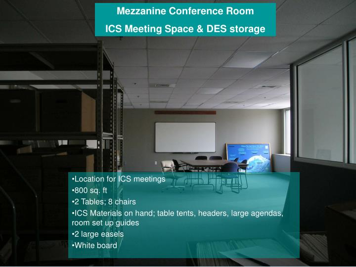 Mezzanine Conference Room