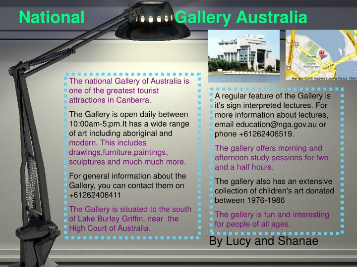 National                   Gallery Australia