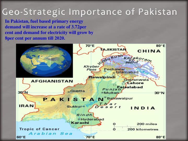 Geo-Strategic Importance of Pakistan