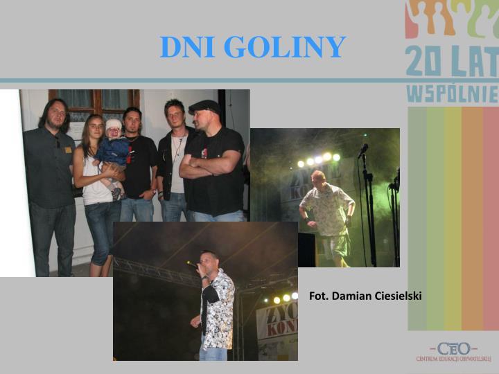DNI GOLINY