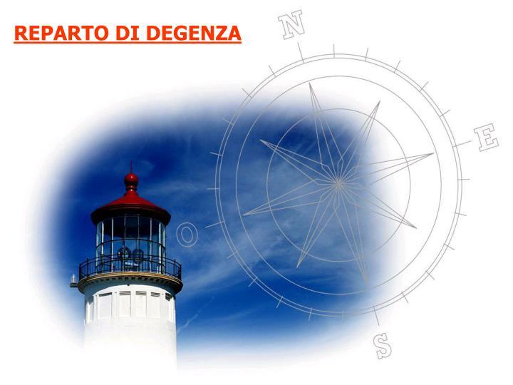 REPARTO DI DEGENZA