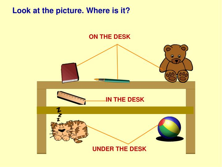 Look at the picture. Where is it?