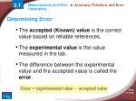 accuracy precision and error4