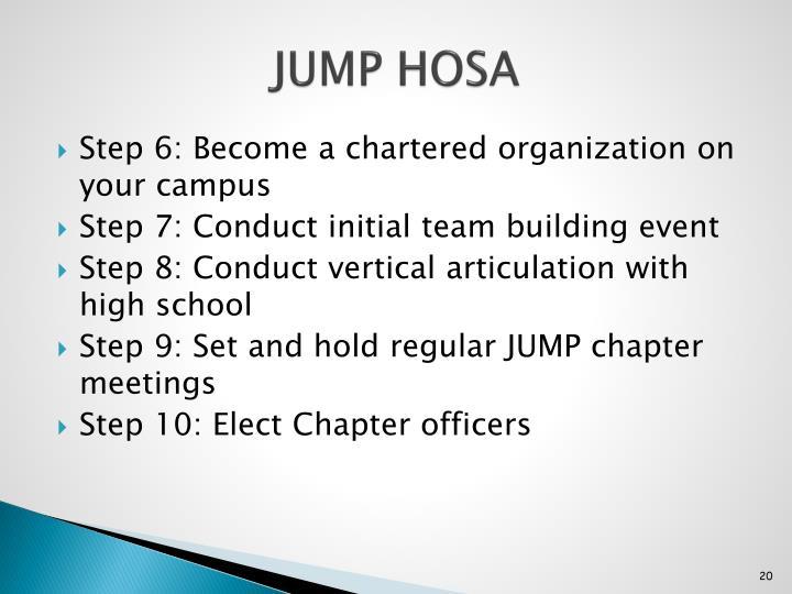 JUMP HOSA
