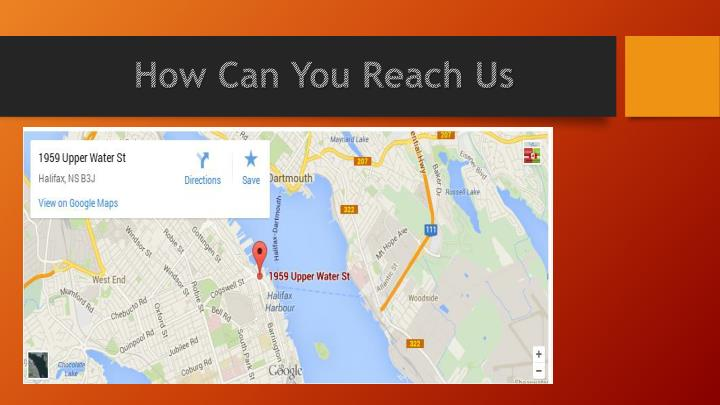 How Can You Reach Us