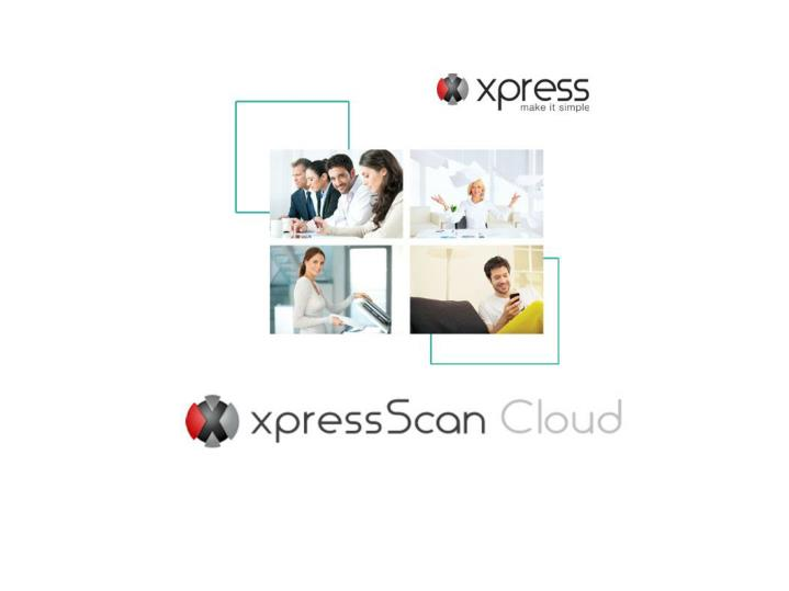 Co to jest xpressscan cloud