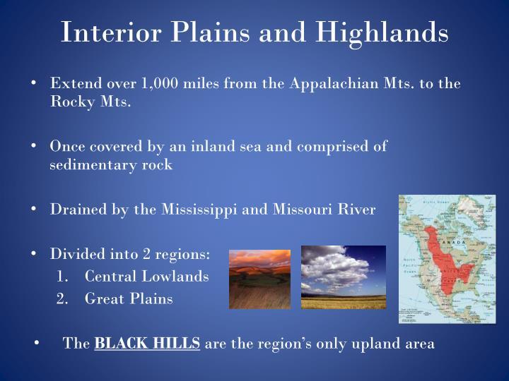 PPT - U.S. Geography PowerPoint Presentation - ID:6431769