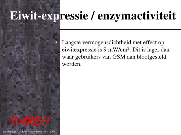 Eiwit-exp