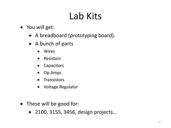 Lab Kits