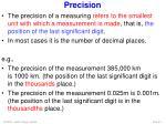 precision1