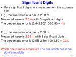 significant digits1