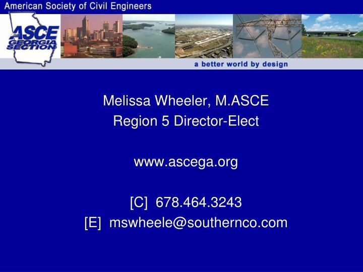 Melissa Wheeler,