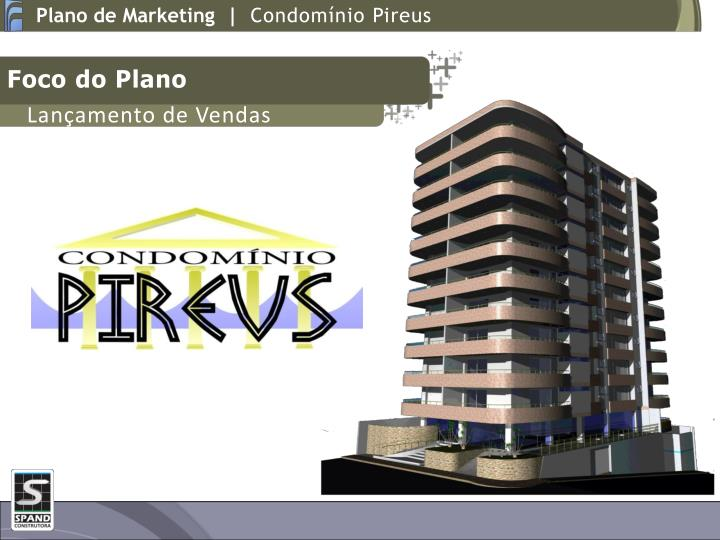 Plano de Marketing  |