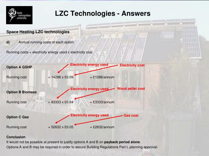 LZC Technologies - Answers