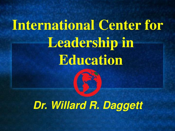 Dr willard r daggett
