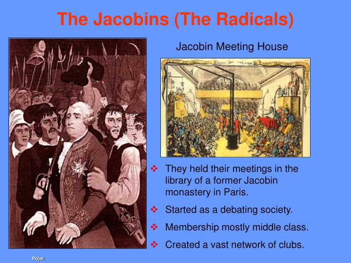 The Jacobins (The Radicals)