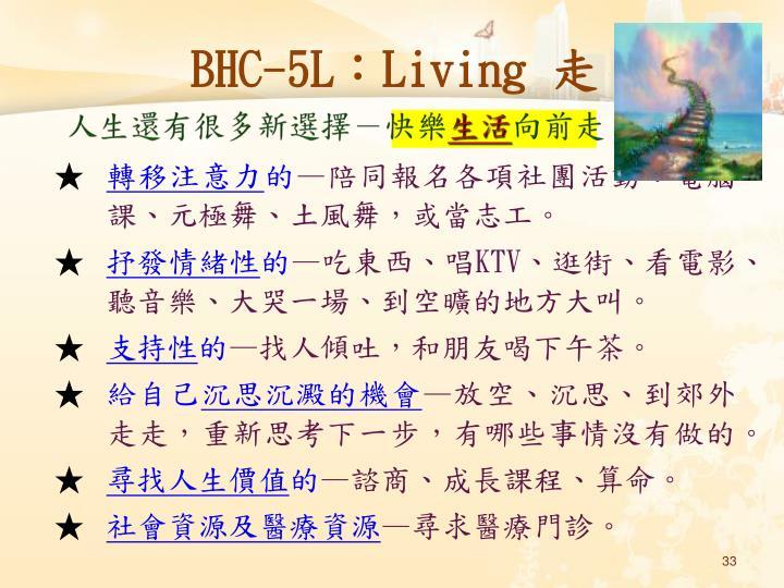 BHC-5L:Living 走