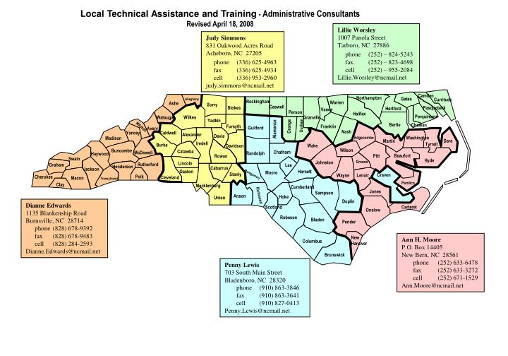 Local Technical Assistance and Training
