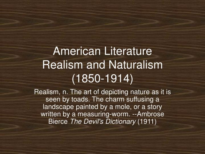 naturalism and regionalism defining through american literature Definition and the relationship between naturalism and realism regionalism, space, and empire 20th-century naturalism variously defined as distinct philosophical approaches, complementary aesthetic strategies, or broad literary movements, realism and naturalism emerged as the dominant pizer, donald realism and naturalism in nineteenth-century american literature.