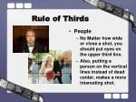 rule of thirds1