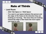 rule of thirds3