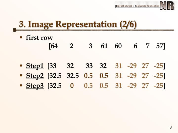3. Image Representation (2/6)