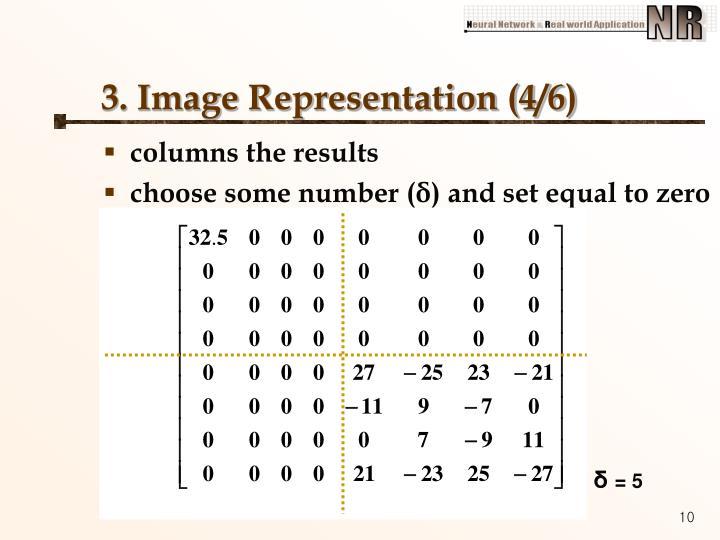 3. Image Representation (4/6)