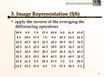3 image representation 5 6