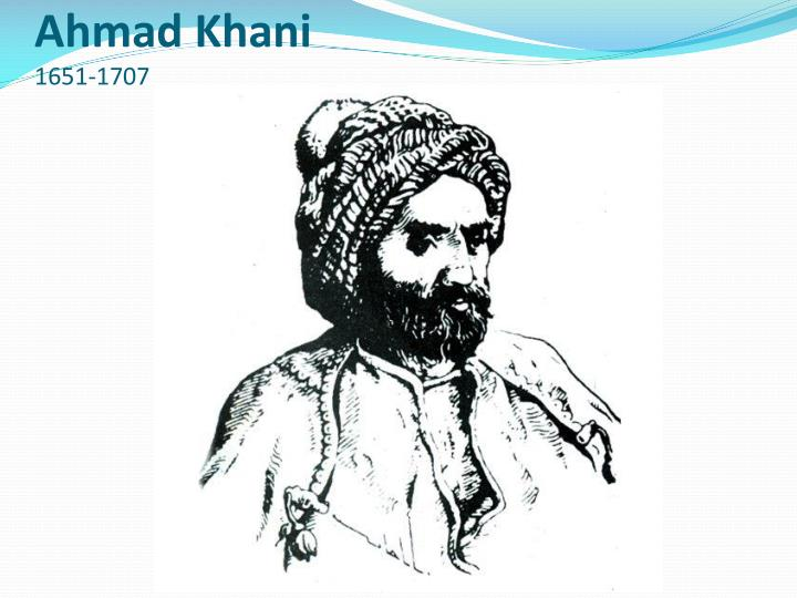 Ahmad Khani